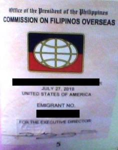 CFO Stamp